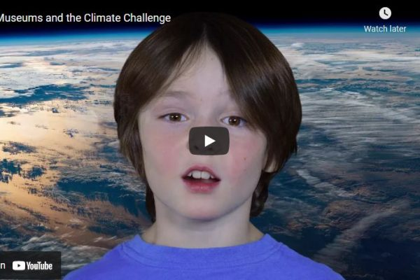 """Alberta Museums Association, Coalition of Museums for Climate Justice launch """"Museums and the Climate Challenge"""" Video"""