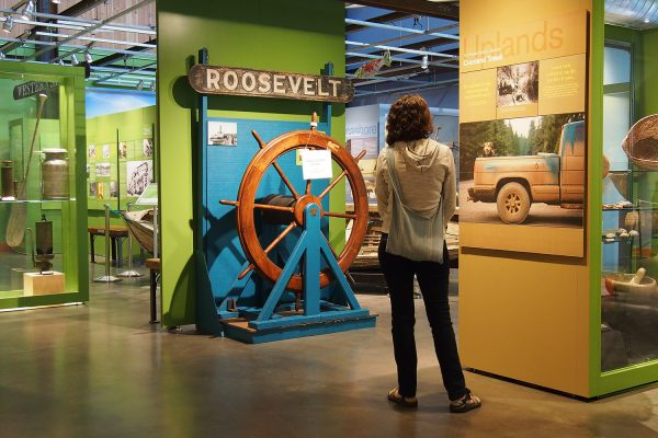 Sustainable exhibits: Finding the balance between permanent and temporary exhibits