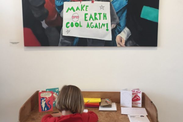 Bridget McKenzie talks about … Climate Museum UK: a contemporary response to the Earth crisis