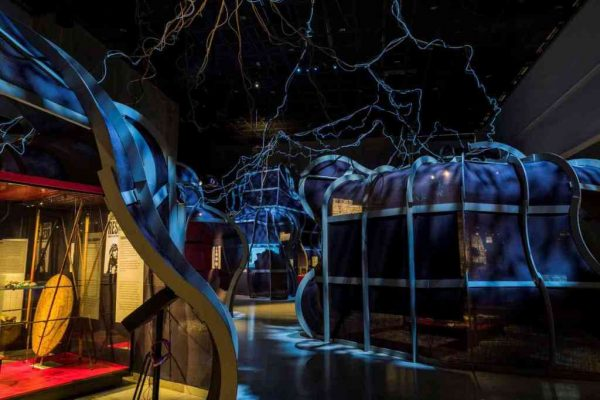 Helen Arfvidsson talks about … Connectedness, consumption and climate change: the exhibition 'Human nature' at the National Museums of World Culture in Sweden