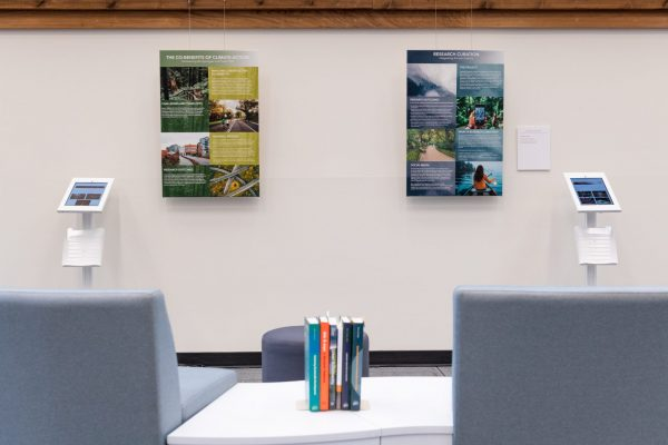 Curating research-based climate exhibits – 4 challenges and how we addressed them [Case Study]