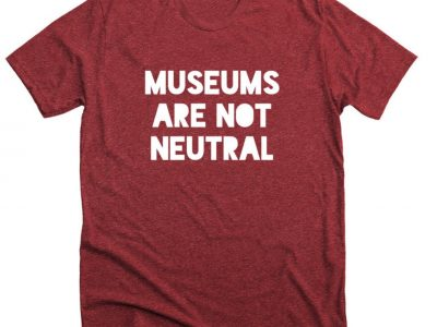 Is There Another Way? – Reflection on Museums, Neutrality and Activism