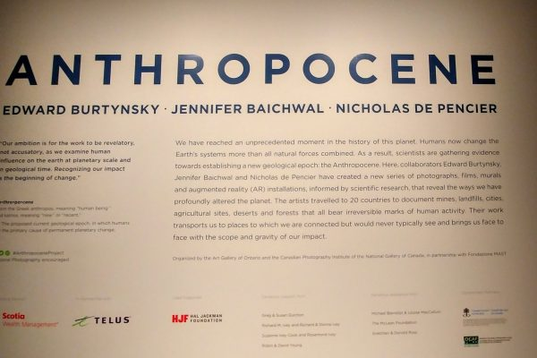 """Questioning the """"We"""": Interpretation and Narrative in Anthropocene"""