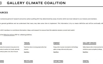 GALLERY CLIMATE COALITION