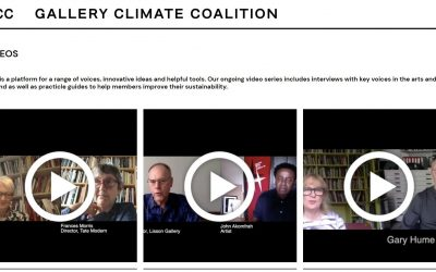 GCC Gallery Climate Coalition